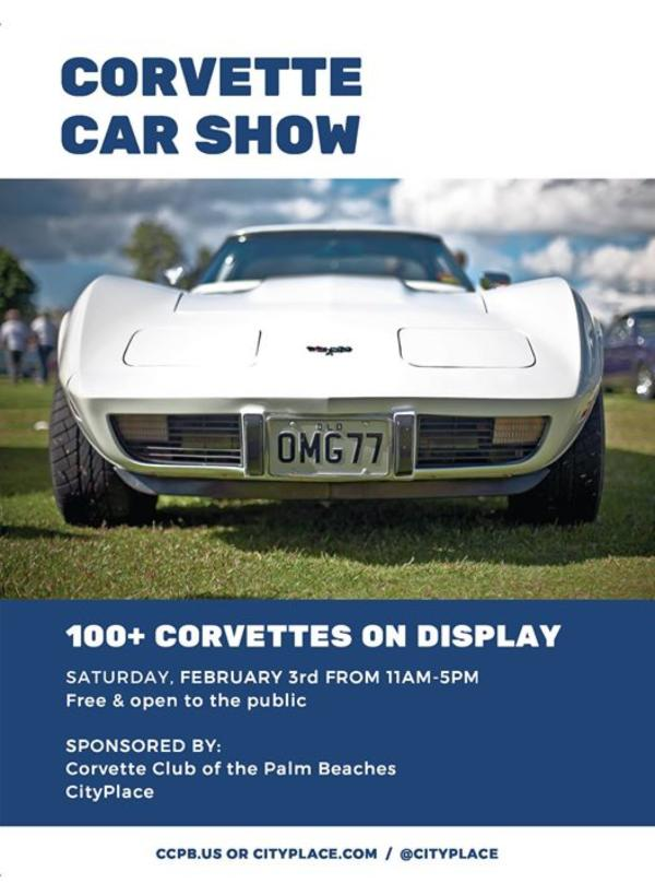 Corvette Car Show February West Palm Beach Events - Palm beach car show